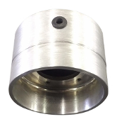 Fuel Level Sending Unit Weld-on Flange with Cover for gas tanks